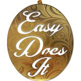 Easy Does It Recovery Ornament