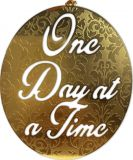 One Day At A Time Recovery Ornament